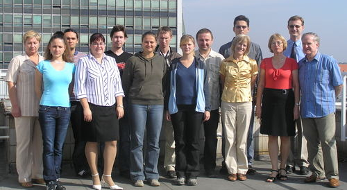 Department Staff (acad. year 2009/2010)
