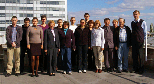 Department Staff (acad. year 2011/2012)